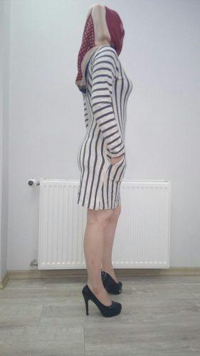 Seksi dans yapan bayan Aygül
