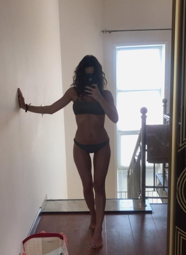 Seksi fetişe açık eskort Münevver