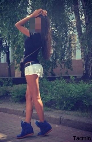 VİP dans yapan eskort Afitap